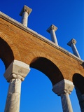 Arches of Basilica of St. John Photographic Print by David Buffington