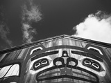 Tlingit Saxman Longhouse Photographic Print by Paul Edmondson