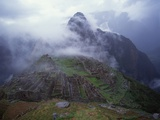 Ruins of Machu Picchu Photographic Print by Jim Zuckerman
