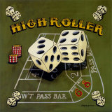 HighRoller Art by Gregory Gorham