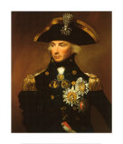 Admiral Sir Horatio Nelson Giclée-tryk af Lemuel Francis Abbott