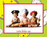 Little Grown-Ups Affiche par Tom Arma