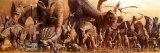 Dinossauros Pôsters por Haruko Takino