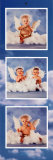 Bebés celestiales Pósters por Tom Arma