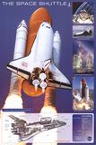 The Space Shuttle Plakáty