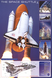 The Space Shuttle - Posterler