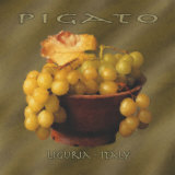 Pigato, Liguria Prints by L. Sala