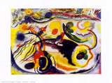 Theme Last Judgement Art by Wassily Kandinsky