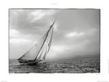 Classic Yacht Affiches par Philip Plisson