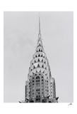 Chrysler Building Print by Igor Maloratsky