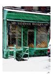 Vesuvio Bakery, Winter Prints by Igor Maloratsky