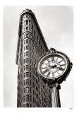 5th Avenue Clock Prints by Igor Maloratsky