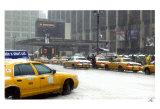 Madison Square Garden, Winter Posters by Igor Maloratsky