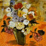 Vincent's Vignette Posters by Elizabeth Van Riper