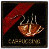 Cappuccino Print by Sara Kaye