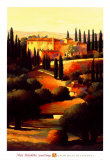 Green Hills of Tuscany I Plakat af Max Hayslette