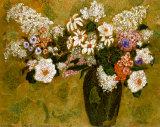 Odeons Blumenstrauß Poster von Elizabeth Van Riper