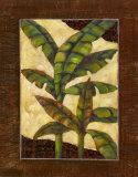 Bronzed Palm I Prints by Charles Gaul