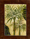 Bronzed Palm II Poster by Charles Gaul