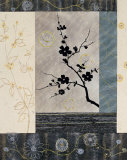 Plum Blossom Poster by Richard Henson