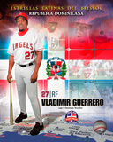 Vladimir Guerrero - 2005 Latin Stars Photo