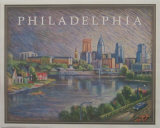Philadelphia Chalk Prints by Jerry Driendl