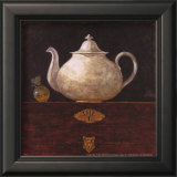 Tea Pot Poster by Eric Barjot