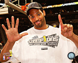 Robert Horry 2005 NBA Finals - 6 Time Champion Photo