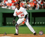 Rafael Palmeiro 2005 - Batting Action Photo