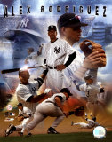 Alex Rodriguez 2005 - Composite Photo