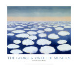 Sky Above the Clouds, 1962-1963 Art by Georgia O&#39;Keeffe