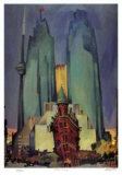 Flatiron Building Collectable Print by Rudolph Stussi
