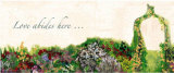 Arbor: Love Abides Here Print by Smith-Haynes 