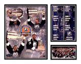 Tampa Bay Lightning - 2004 Stanley Cup Champs Matted Print