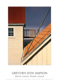 Block Island, Rhode Island Prints by Gretchen Dow Simpson
