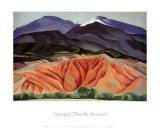 ブラックメサの風景, マリーの家の外 アート : ジョージア・オキーフ