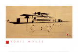 Frederick C. Robie House Prints by Frank Lloyd Wright