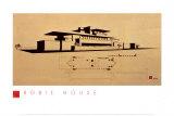 Casa di Frederick C. Robie Stampa di Wright, Frank Lloyd