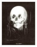 Vergeblichkeit Poster von Allan C. Gilbert
