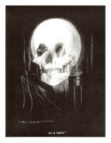 Allan C. Gilbert - All Is Vanity - Art Print