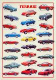 Ferrari, International Edition Plakater