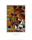 Aida Posters by John Martinez
