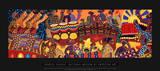 Celebración Láminas por Charles Searles