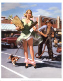 Jackhammer Prints by Art Frahm
