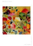 Garten der Hoffnung Kunstdruck von Kim Parker