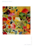 Garden of Hope Print by Kim Parker