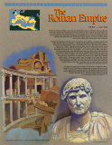 Ancient Civilizations - The Roman Empire Wall Poster
