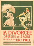 La Divorcee (c.1911) Collectable Print by Georges Dorival
