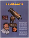 Inventions that Changed the World - Telescope Posters
