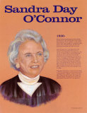 Great American Women - Sandra Day O'Connor Prints